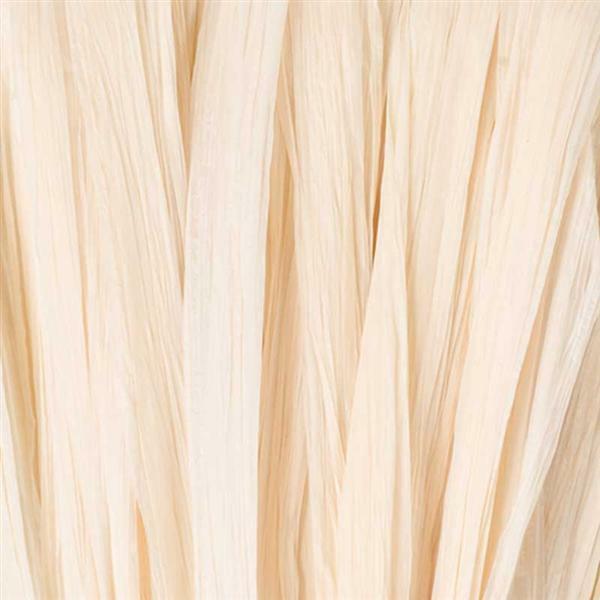 Raphia mat - 10 g, naturel
