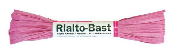 Bast matt - 10 g, pink