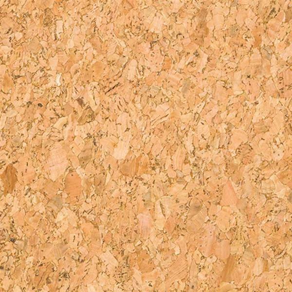 Kurkstof - 0,8 mm, 45 x 35 cm, granulo