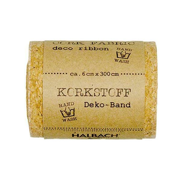 Decoratie kurk op rol - 6 cm breed, 2 m