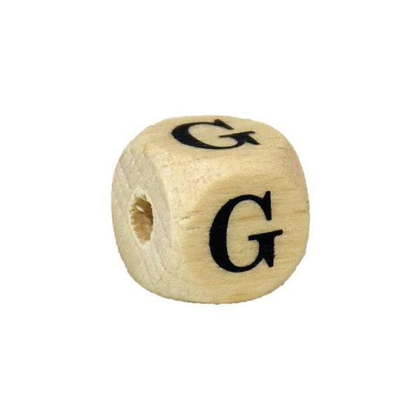 Perle lettre G