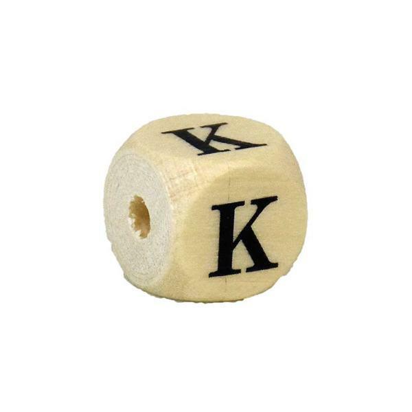 Buchstabenperle K