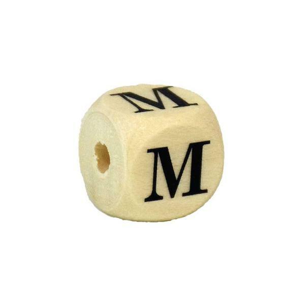 Buchstabenperle M