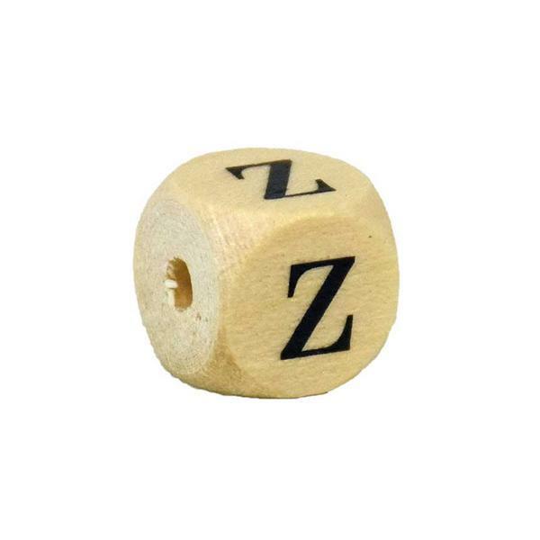 Buchstabenperle Z