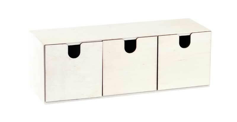 Bureau organizer, ca. 29 x 10 x 10 cm