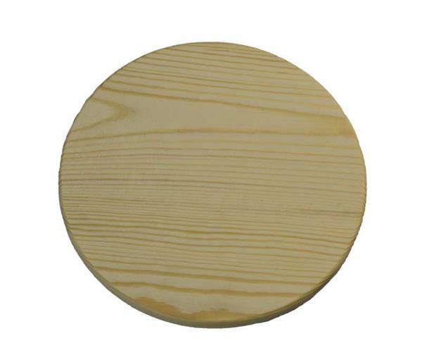 Planche en bois Ø 21 cm