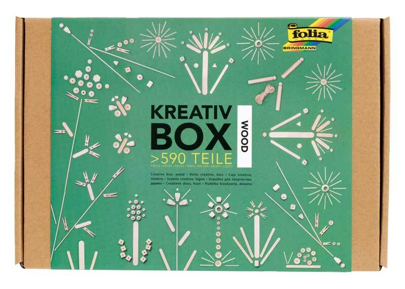 Kreativ Box - Wood