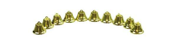 Glocken - 10er Pkg., Ø 21 mm