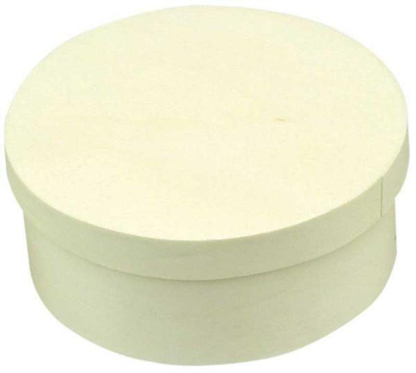 Spanschachtel - rund, Ø 115 x 50 mm