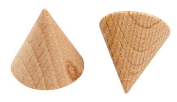 Cône, 15 mm