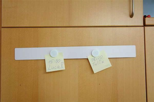 Wandlat magneetlijst