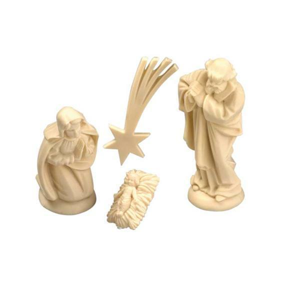 Heilige Familie - 4-teilig, 40 mm