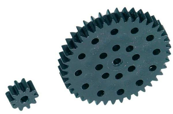 Roues dentées - perfor. 2,9 mm - 40 dents