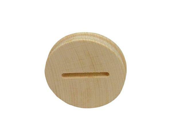 Schijf voor spaarsok, Ø 58 mm