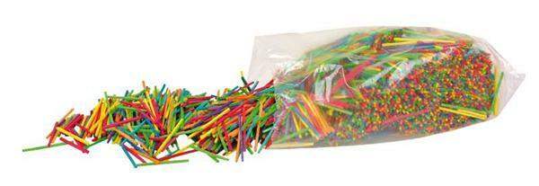 Allumettes - multicolore, 500 g