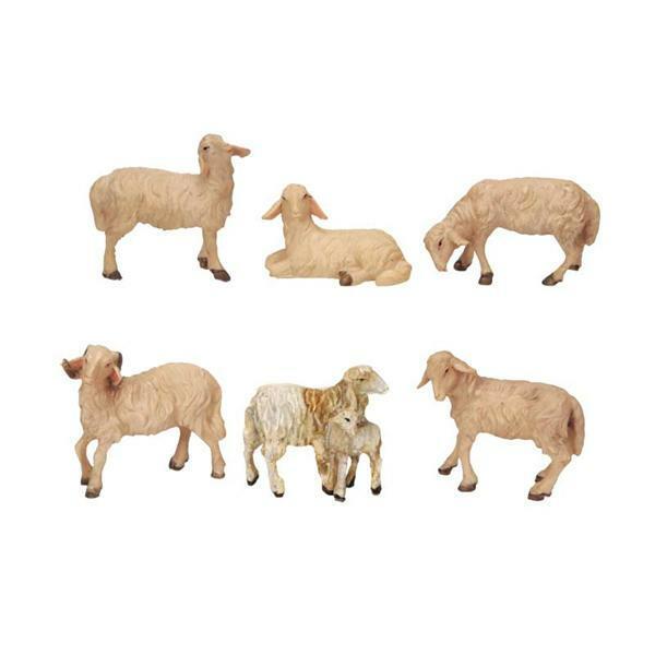 Moutons, 6 pces