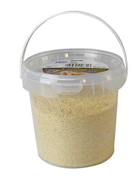 Streu Sand - ocker, 100 g
