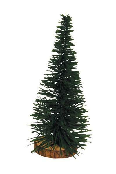 Decoratieve dennenboom