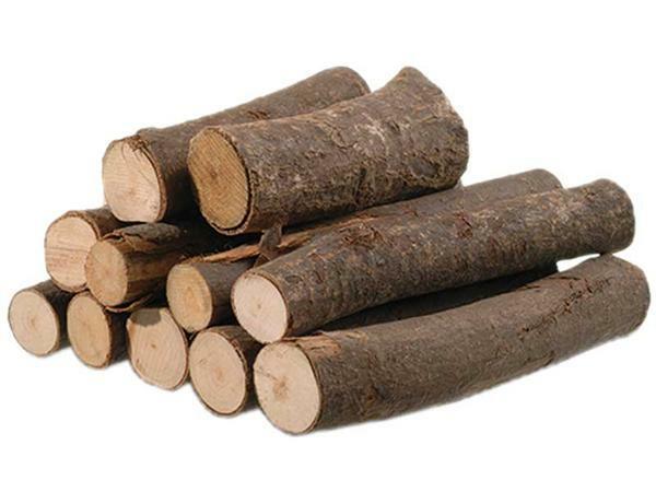 Bûches de bois, 500 g