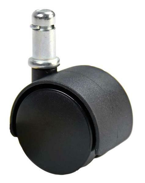 Roulette de meubles Ø 40 mm