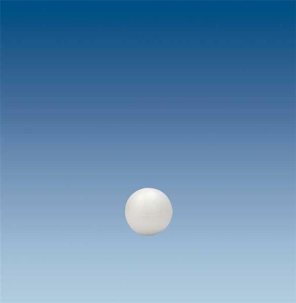 Polystyrène expansé - sphère, Ø5 cm