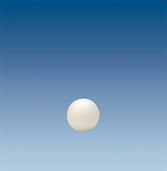 Polystyrène expansé - sphère, Ø 6 cm