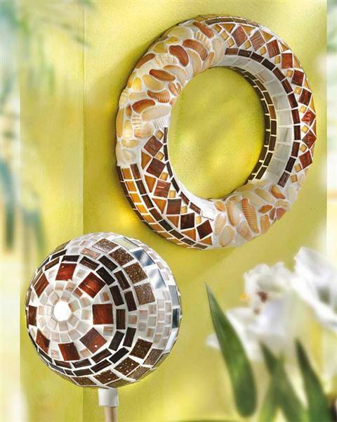 Tempex - ring, halfrond plat, Ø 20