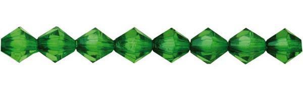 Acrylperlen Ø 4 mm, grün