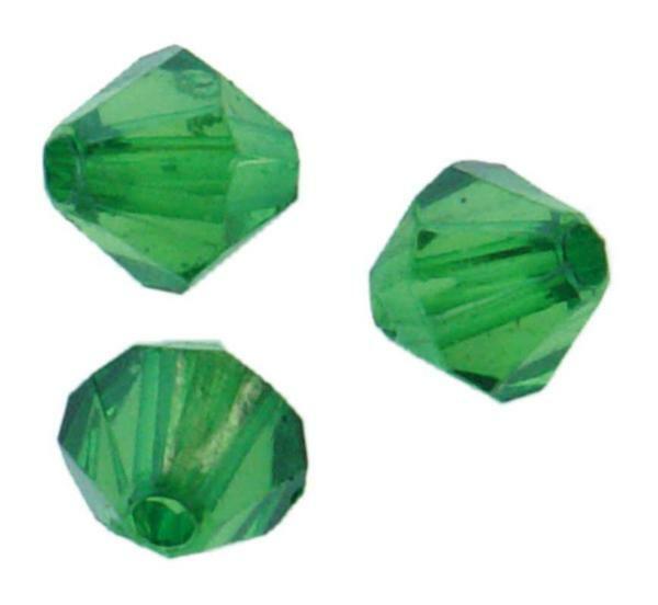 Acrylperlen Ø 6 mm, grün
