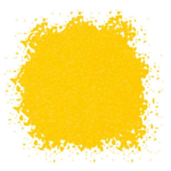 Farbschmelzpulver, 10 ml - gelb