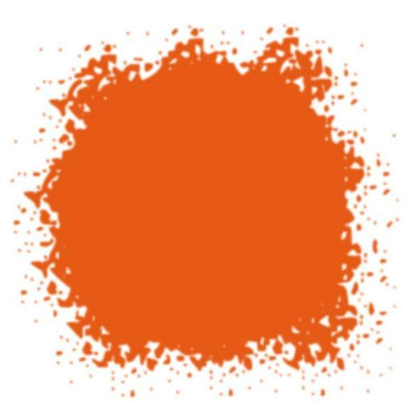 Poudre d'émaillage - 10 ml, orange