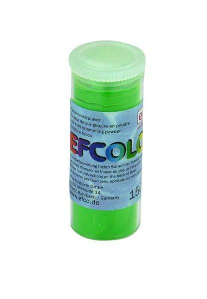 Farbschmelzpulver, 10 ml - maigrün