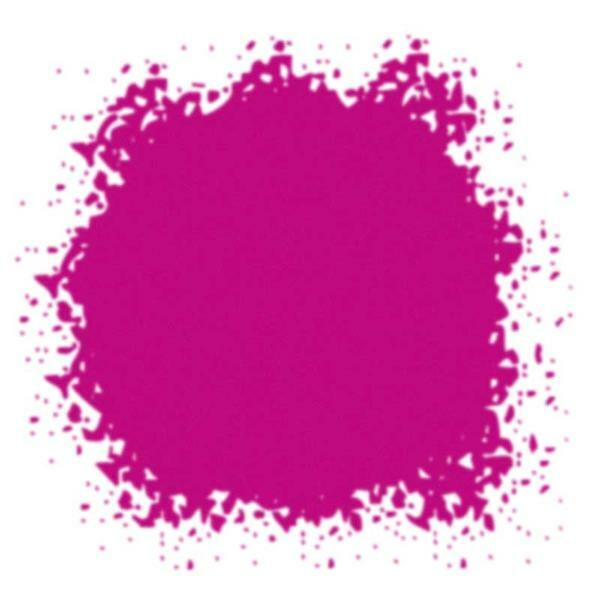 Gekleurd glazuurpoeder - 10 ml, zuurstokroze