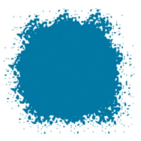 Gekleurd glazuurpoeder - 10 ml, turkoois