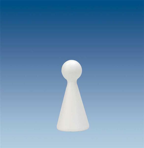 Polystyrène expansé - figurine, 15 cm