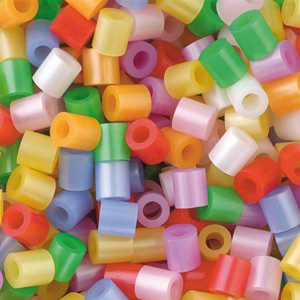 Strijkkralen - 3.500 stuks, parelmoer