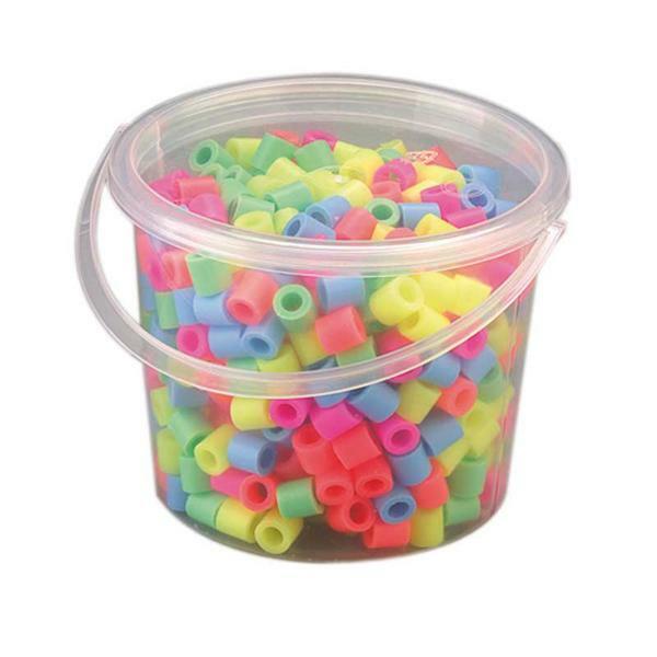 Bügelperlen Jumbo Beads - neon