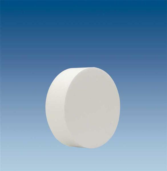 Polystyrène expansé - disque, Ø 15 x 5 cm