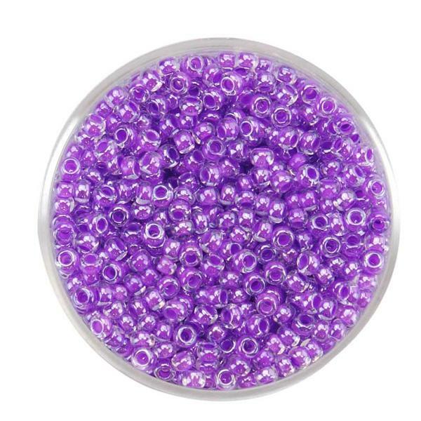 Rocailles iriserend - Ø 2,6 mm, seringen