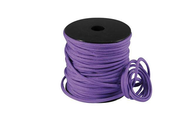 Paracord 4 mm - 40 m, lila