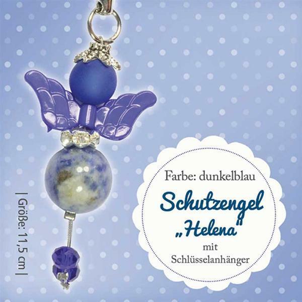 Knutselset engel Helena - donkerblauw