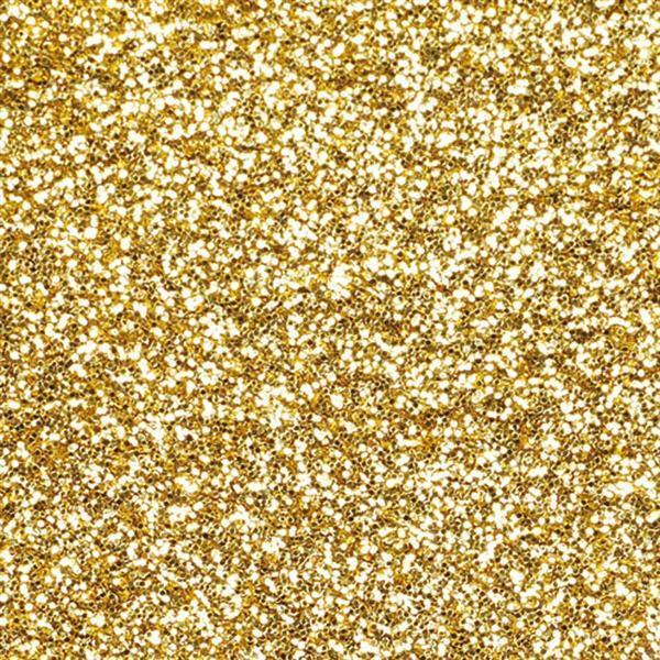 Gekleurd glazuurpoeder - 10 ml, structuur goud