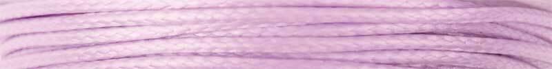 Corde en coton Ø 1 mm - 5 m, lavande