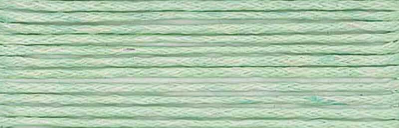 Baumwollband Ø 1 mm - 5 m, mint
