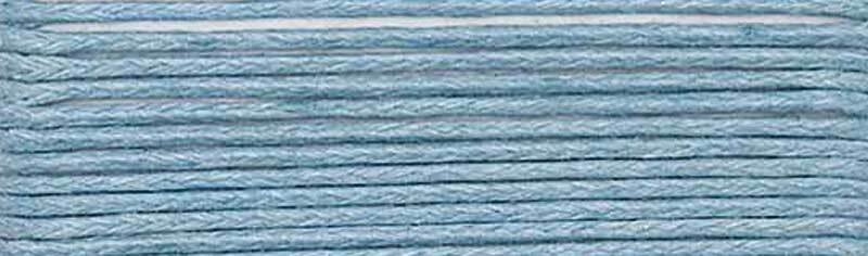 Ruban coton Ø 1 mm - 5 m, bleu clair