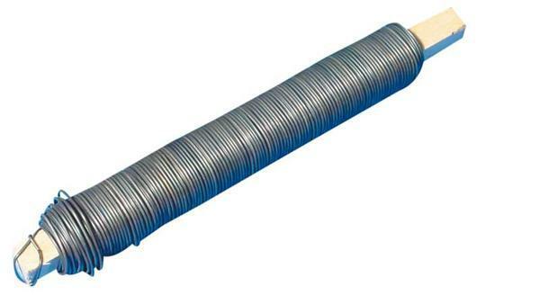 Wikkeldraad -100 g, Ø 0,65 mm, gegloeid