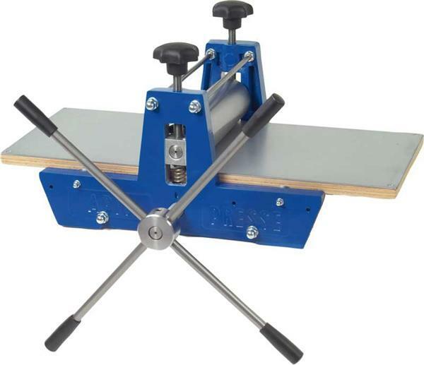 Druckpresse - 30 x 50 cm, Gewicht 27 kg