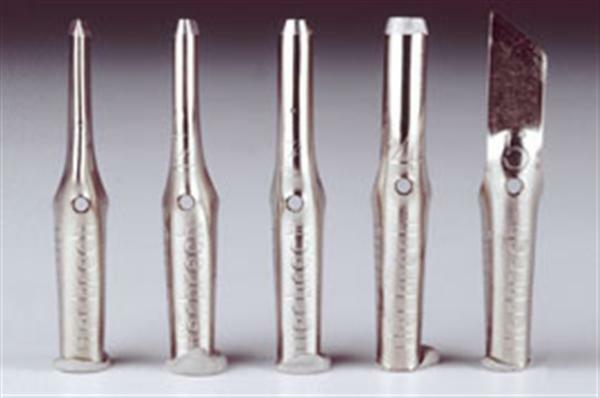 Linolfeder Hohleisen, 4 mm