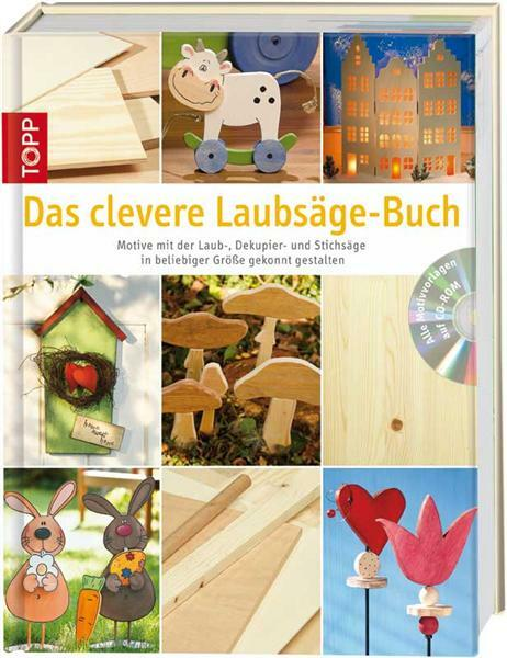 Livre - Das clevere Laubsäge-Buch