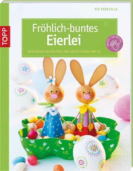 Buch - Fröhlich-buntes Eierlei